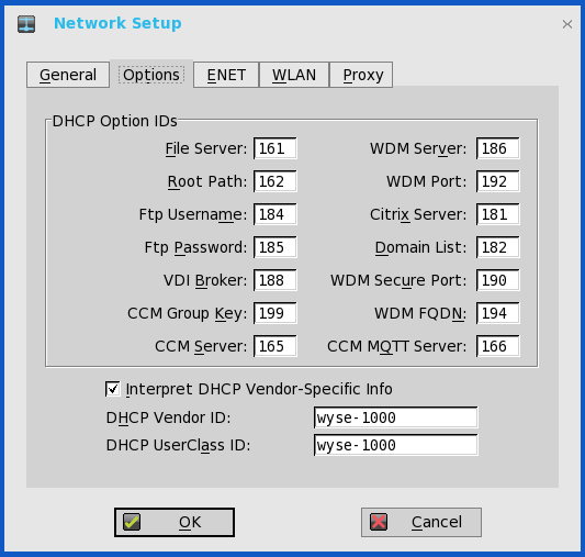 RDS: Published App + Dell / Wyse ThinOS + Juniper DHCP